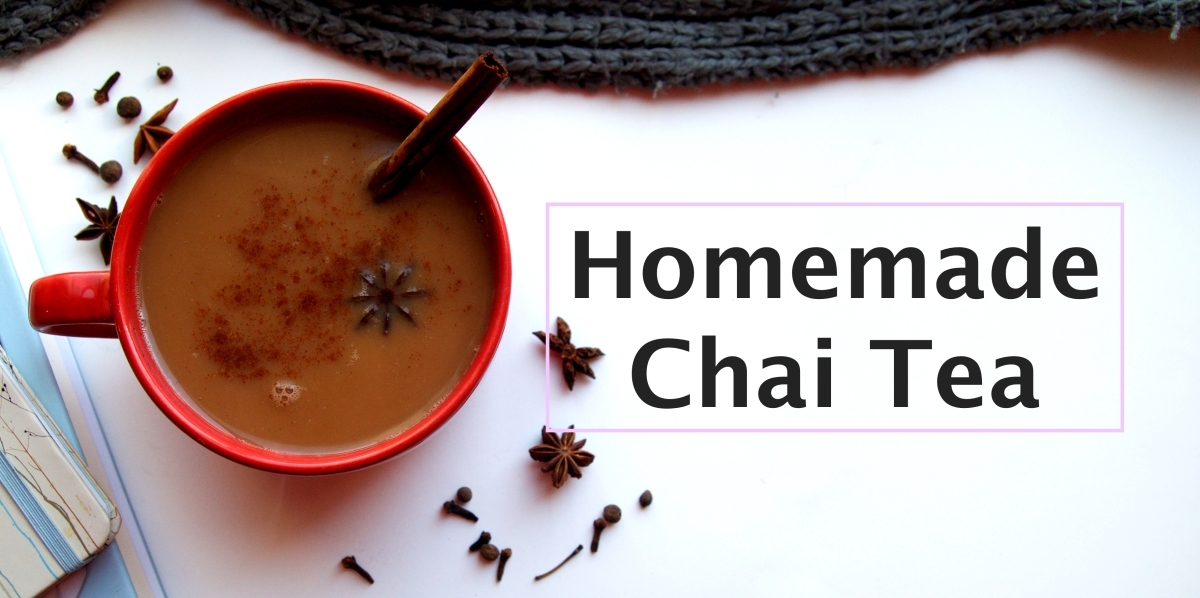 Homemade Chai Recipe — Dishmaps